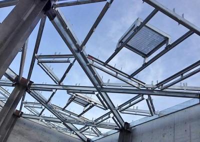 Roof-Girder-Construction